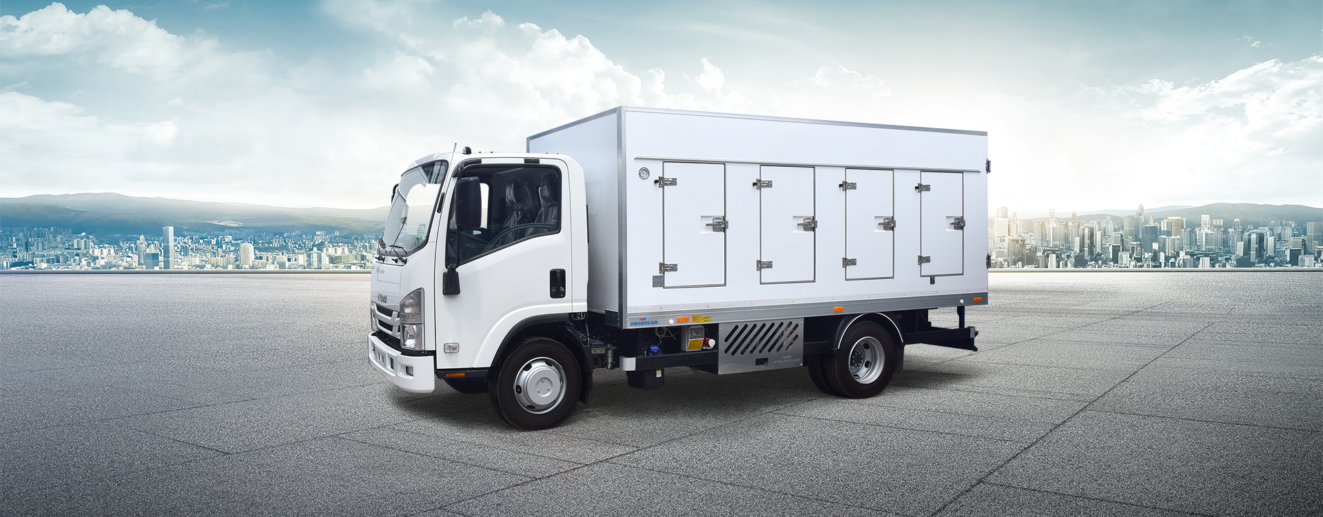 FROSTCAR FC430 Eutectic Body/Chassis Eutectic Refrigeration